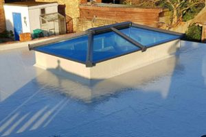 fibreglass roofs in Reading